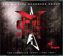 Michael Schenker: The Chrysalis Years, 5 CDs