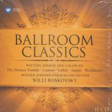 Johann Strauss & Co - Wiener Walzer,Polkas,Galopps, 11 CDs