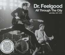 Dr. Feelgood: All Through The City (With Wilko 1974 - 1977) (3 CD + DVD), 3 CDs
