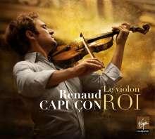 Renaud Capucon - Le Violon Roi, 3 CDs
