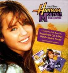 Filmmusik: Hannah Montana: The Movie (Ltd. Fan-Box), CD
