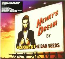 Nick Cave & The Bad Seeds: Henry's Dream (Collector´s Edition), 2 CDs