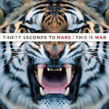Thirty Seconds To Mars: This Is War, CD