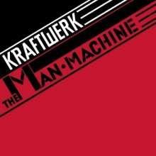 Kraftwerk: The Man Machine (180g) (remastered) (International Version), LP