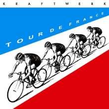 Kraftwerk: Tour De France (180g) (remastered) (International Version), 2 LPs