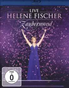 Helene Fischer: Zaubermond: Live 2009, Blu-ray Disc