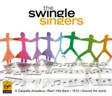 Swingle Singers - Anthology, 4 CDs