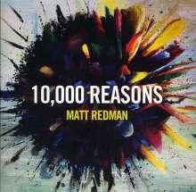 Matt Redman: 10,000 Reasons, CD