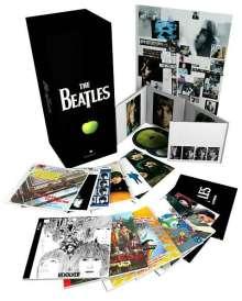 The Beatles: The Beatles Stereo Box-Set (Remaster) (16CD + DVD), CD