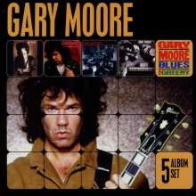Gary Moore: 5 Album Set, 5 CDs