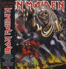 Iron Maiden: The Number Of The Beast (180g) (Limited Edition) (Picture Disc), 2 LPs