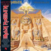 Iron Maiden: Powerslave (180g) (Limited Edition) (Picture Disc), 2 LPs