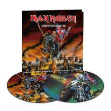Iron Maiden: Maiden England '88 (remastered) (180g) (Limited Edition) (Picture Disc), 2 LPs