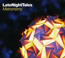 Late Night Tales: Metronomy, CD