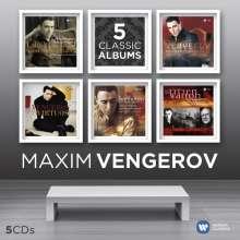 Maxim Vengerov - 5 Classic Albums, 5 CDs