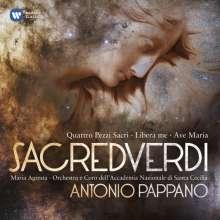 Maria Agresta - Sacred Verdi, CD