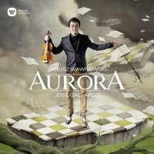 Janusz Wawrowski - Aurora, CD