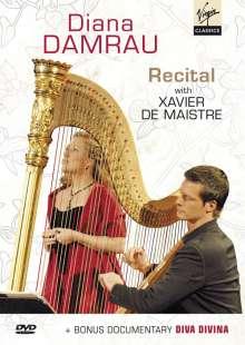 Diana Damrau & Xavier de Maistre - Baden Baden Recital, DVD