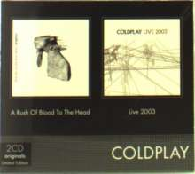Coldplay: A Rush Of Blood To The Head / Live 2003 (2 CD + DVD), 2 CDs