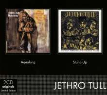 Jethro Tull: Aqualung/Stand Up (Limited Edition), 2 CDs