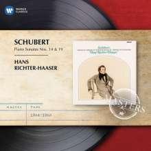 Franz Schubert (1797-1828): Klaviersonaten D.784 & D.958, CD
