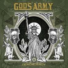 God's Army A. D.: Demoncracy (Digipak), CD