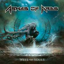Ashes Of Ares: Well Of Souls (Limited-Edition) (Turquoise W/ Black Splatter Vinyl), 2 LPs