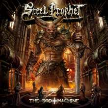 Steel Prophet: The God Machine (Limited-Edition) (Red/Black Splatter Vinyl), LP