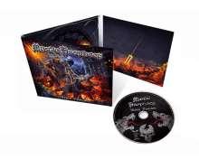 Mystic Prophecy: Metal Division, CD