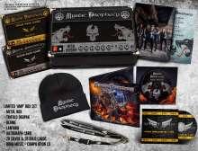 Mystic Prophecy: Metal Division (Boxset), 4 CDs