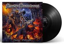 Mystic Prophecy: Metal Division, LP