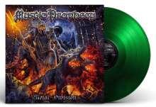 Mystic Prophecy: Metal Division (Green Vinyl), LP