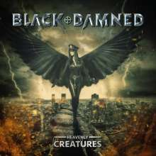 Black & Damned: Heavenly Creatures (Limited Edition) (White W/ Black Splatter Vinyl), LP