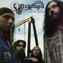 Quicksand: Home Is Where I Belong, LP