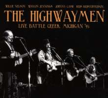 The Highwaymen: Live Battle Creek, Michigan '93, 2 CDs