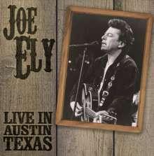 Joe Ely: Live In Austin Texas, CD