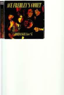 Ace Frehley: Milwaukee Live '87, CD