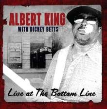 Albert King & Dickey Betts: Live At The Bottom Line 1976, CD