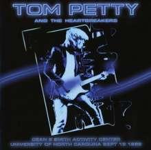 Tom Petty: Dean E Smith Activity Center, Sept. 13 1989, CD