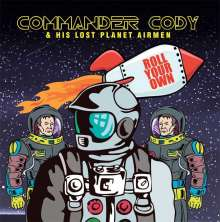 Commander Cody: Commander Cody & His Lost Planet Airmen, CD