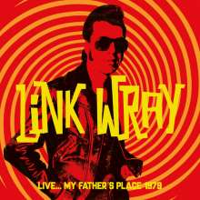 Link Wray: Live... My Father's Place 1979, CD