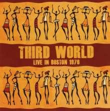 Third World: Live In Boston 1976, CD