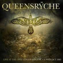 Queensrÿche: Live At The Civic Center, 1983 (180g) (Limited-Edition) (Dark Green Vinyl), LP