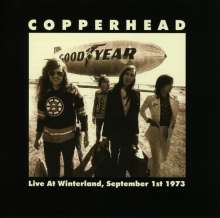 Copperhead (Westcoast): Live At Winterland 1973, CD
