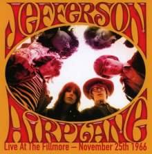 Jefferson Airplane: Live At The Fillmore: November 25th 1966, CD