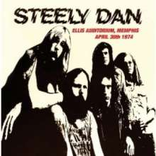 Steely Dan: Ellis Auditorium, Memphis, April 30th 1974, CD