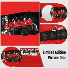 Ramones: WBUF FM Broadcast, Buffalo, NY, February 8th 1979 (180g) (Limited-Edition) (Picture-Disc), LP