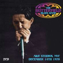 Paul Butterfield: A&R Studios, NYC, December 14th 1970, 2 CDs