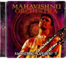 Mahavishnu Orchestra: Awakening Live In NY '71, CD