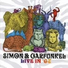 Simon & Garfunkel: Live In '67, CD